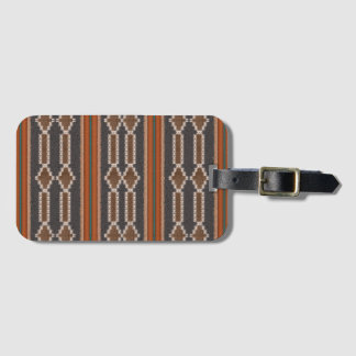 Reflections Luggage Tag w/ Business Card Slot