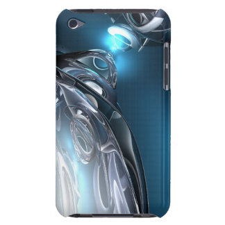 Reflections of Blue iPod Touch Case