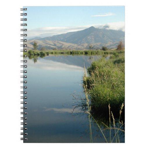 Reflections of Bozeman Notebook