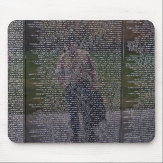 Reflections of Fallen Brothers Mouse Mat