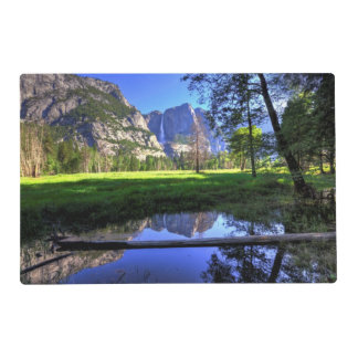 Reflections of Falls Laminated Placemat