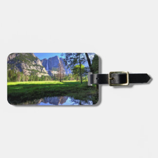 Reflections of Falls Luggage Tag