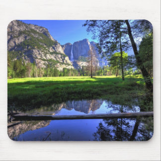 Reflections of Falls Mouse Mat
