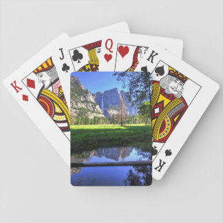 Reflections of Falls Playing Cards