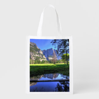 Reflections of Falls Reusable Grocery Bag