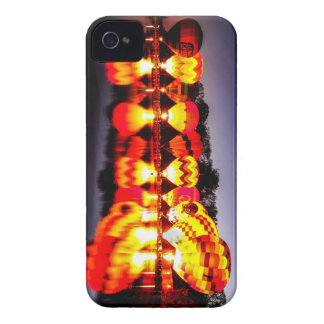 Reflections of Hot Air Balloons Case-Mate iPhone 4 Cases