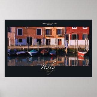 Reflections of Murano Print