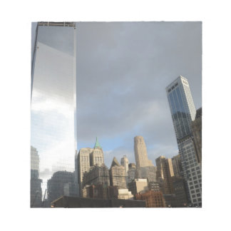 Reflections of New York Notepad