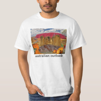 REFLECTIONS OF OZ Australian Outback T-Shirt