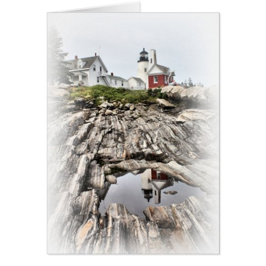 Reflections of Pemaquid Card