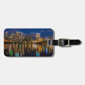 Reflections of Pittsburgh Bag Tag