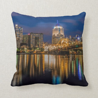 Reflections of Pittsburgh Cushion