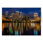 Reflections of Pittsburgh Greeting Card