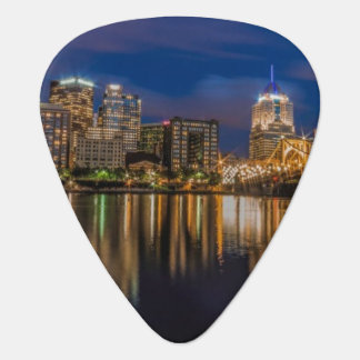 Reflections of Pittsburgh Plectrum