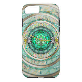 Reflections of Time iPhone 7 Case