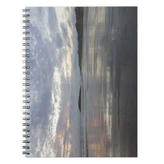 Reflections on Gower Peninsula Beach Notebook