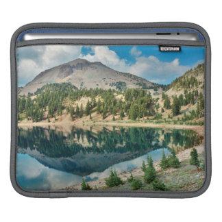 Reflections On Lake Helen 2 iPad Sleeve