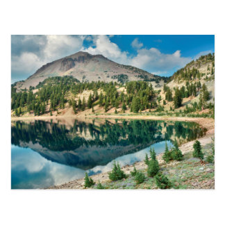 Reflections On Lake Helen 2 Postcard