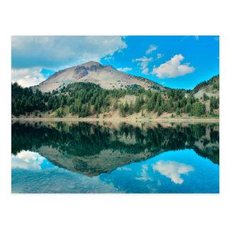Reflections On Lake Helen Postcard