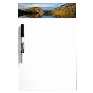 Reflections on Tenaya Lake Dry Erase Board
