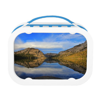 Reflections on Tenaya Lake Lunchboxes