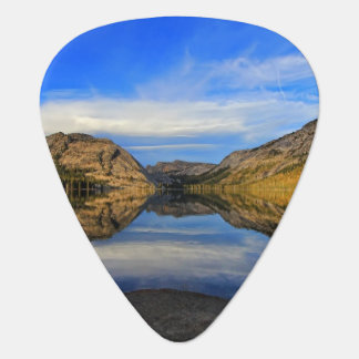 Reflections on Tenaya Lake Plectrum