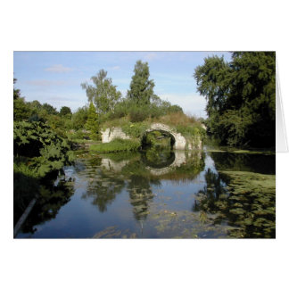 Reflections on the Avon Greeting Card