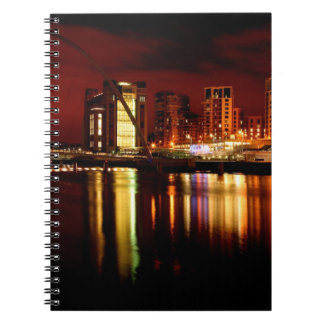 Reflections on the Tyne Notebook
