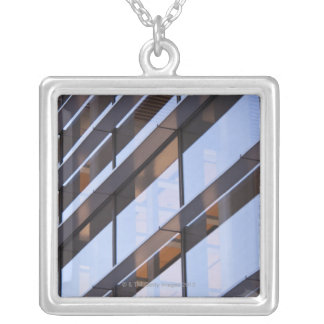 Reflections Silver Plated Necklace