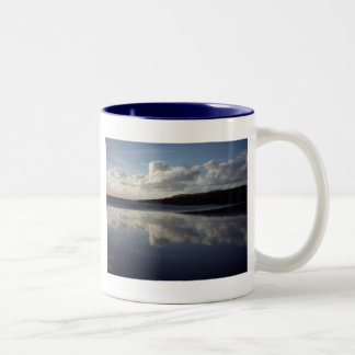 Reflections Two-Tone Coffee Mug