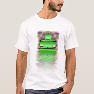 Reflective Buddha T-Shirt