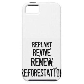 Reforestation iPhone 5 Case