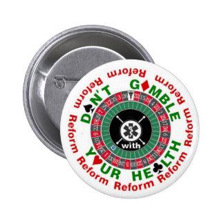 Reform Healthcare Button