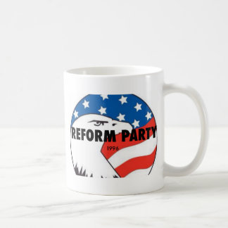 Reform Party Eagle 2 Coffee Mug