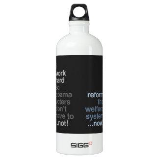 Reform The Welfare System SIGG Traveller 1.0L Water Bottle
