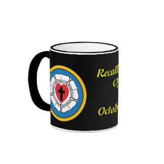 Reformation Day Ringer Mug