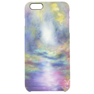Refraction 1988 clear iPhone 6 plus case
