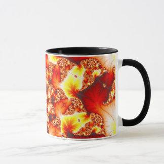 Refractive Heat - Fractal Mug