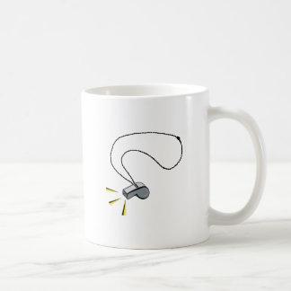 Refree Whistle Mug