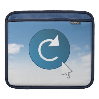 Refresh concept. iPad sleeve