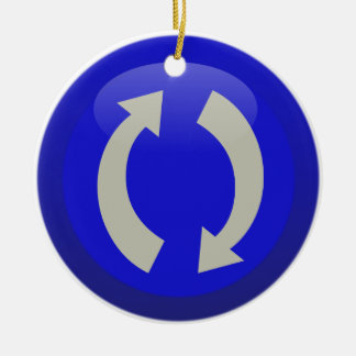 ReFresh Icon Christmas Ornament