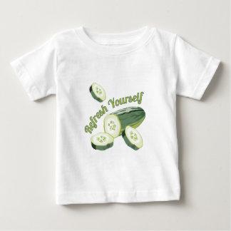 Refresh Yourself Tee Shirts