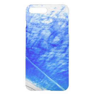 Refreshing cute blue sky* Balance of the blue sky iPhone 8 Plus/7 Plus Case