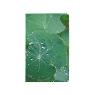 Refreshing Rain Drops Journal