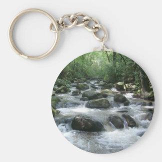 Refreshing Waterfall Keychain