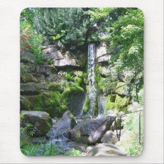 Refreshing Waterfall Mouse Mat