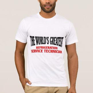Refrigeration Service Technician T-Shirt