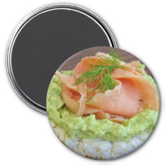 Refrigerator Magnet: Sushi Rice Cake Magnet