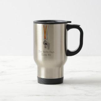 Refs Can Blow Me Coffee Mug