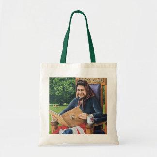 Refugee from England 1975 Budget Tote Bag